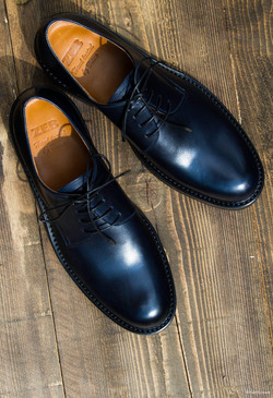 Leather-Shoes-Derby-Navy-Gal1