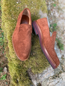 Roughout slippers 2