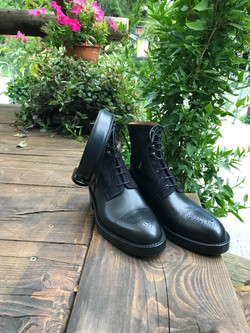 Leather-Boots-London-Calf-Suede-BLK-Gal3