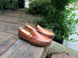 Leather-Shoes-Loafer-Tan-Gal3
