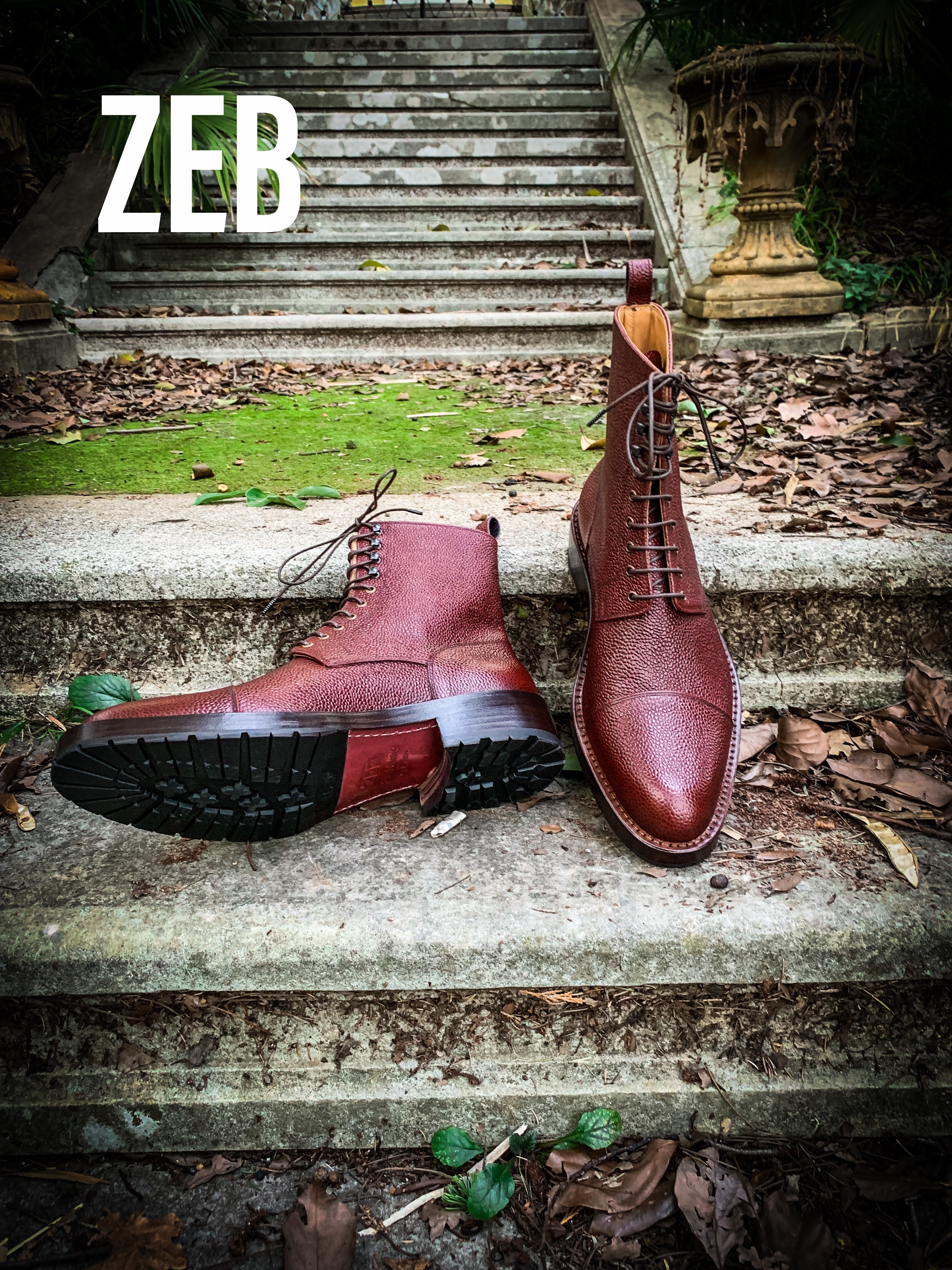 Leather-Boots-London-Scotch-Burgundy-Gal4