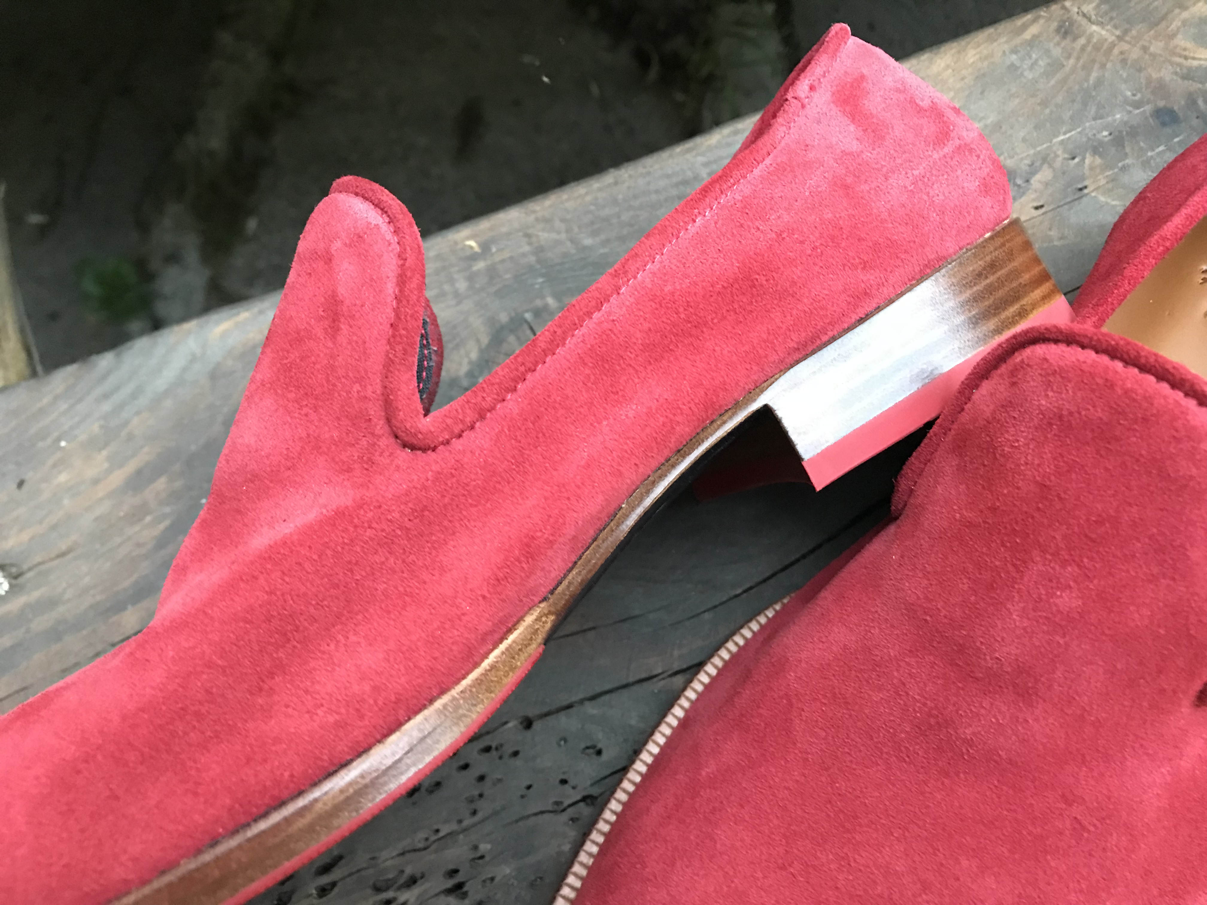 Leather-Shoes-Slippers-Suede-Red-Gal12