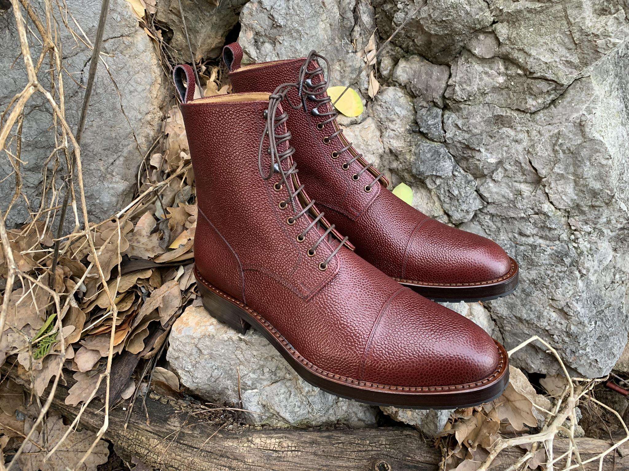 Leather-Boots-London-Scotch-Burgundy-Gal9
