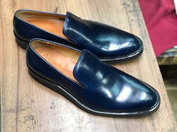 Leather-Shoes-Slippers-Shell-Navy-Gal8
