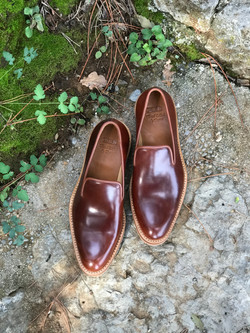 Leather-Shoes-Slippers-Shell-Brown-Gal2