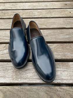 Leather-Shoes-Slippers-Shell-Navy-Gal4