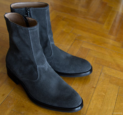 Leather-Boots-Zip-Suede-Gal5