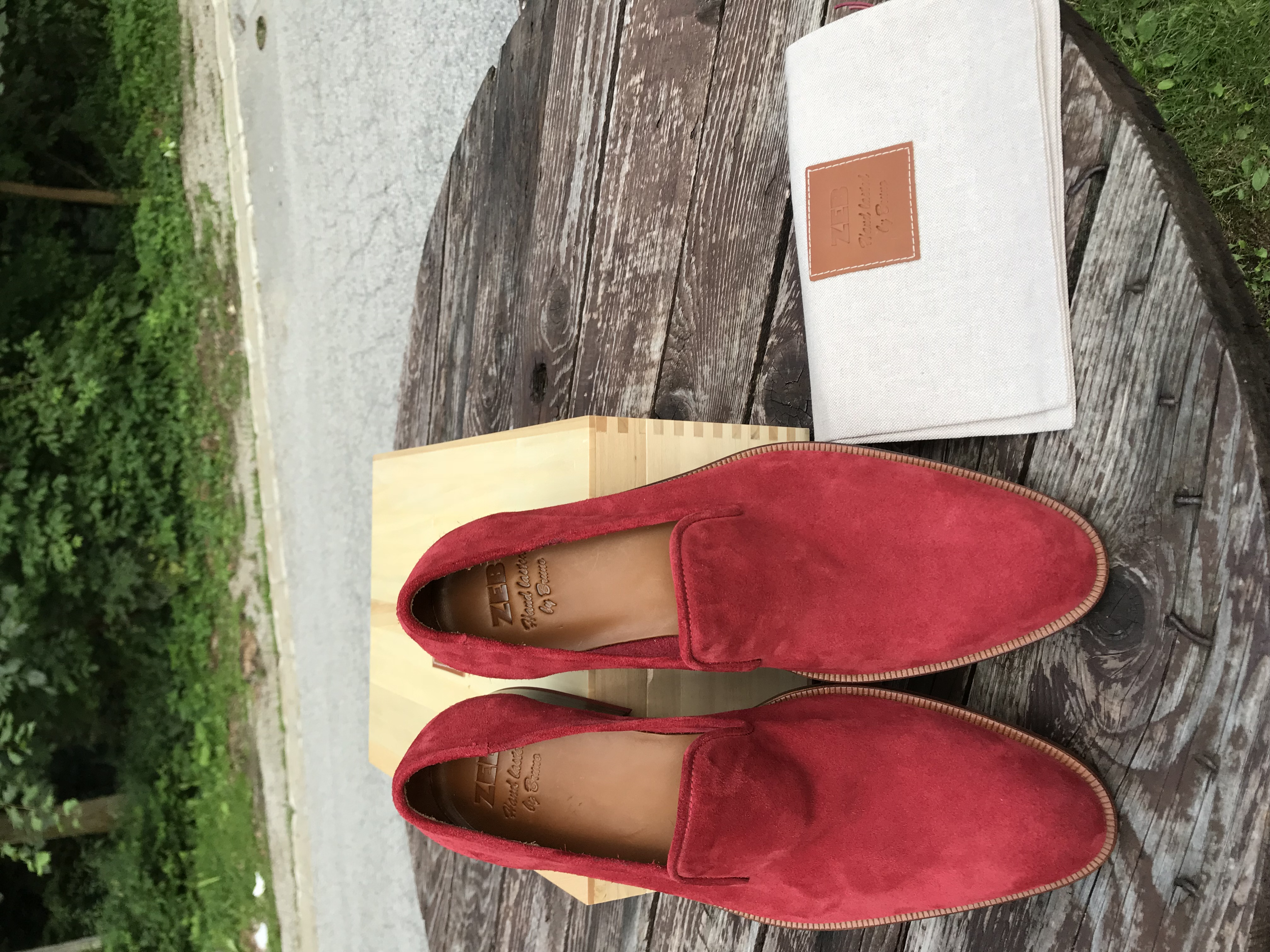 Leather-Shoes-Slippers-Suede-Red-Gal7
