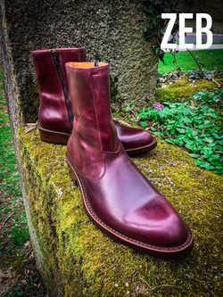 Leather-Boots-Zip-Horsehide-Burgundy-Gal2