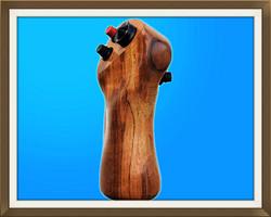Side Stick/Arm Rest Grip
