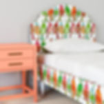 Дизайнерские детские и подростковые кровати в мягкой обивке