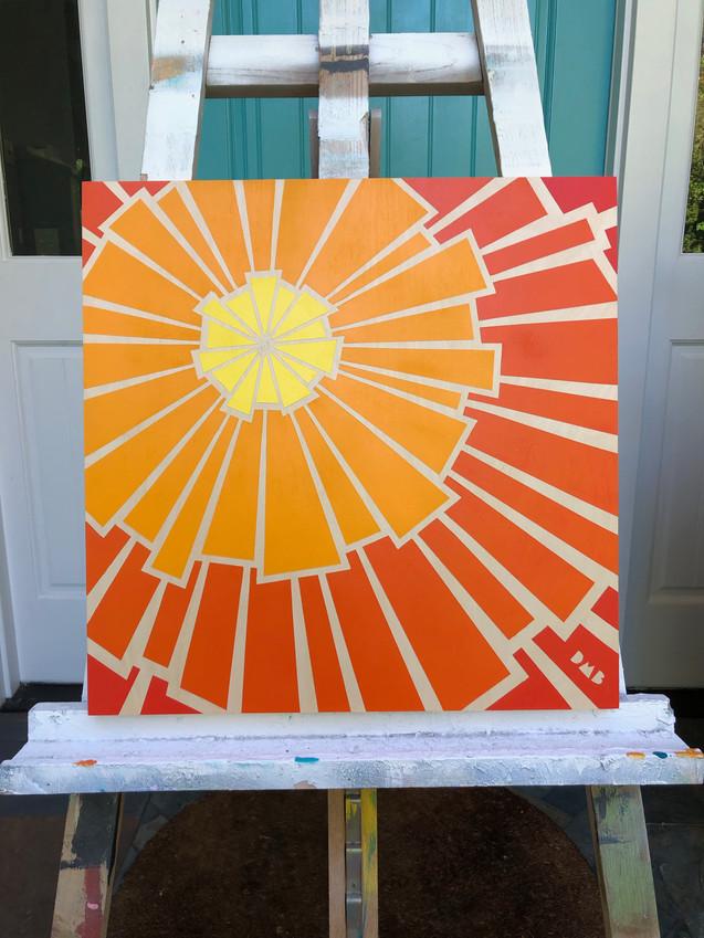 SUN RAYS 2