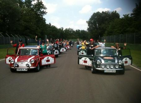 A day on Imola Circuit