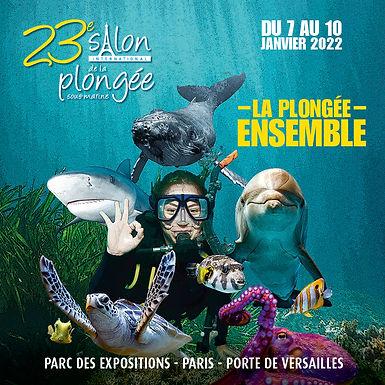 Salon de la plongée 2022 paris dive show
