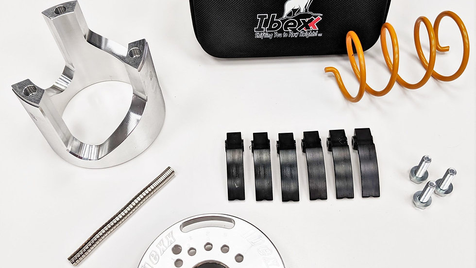 Can-Am X3 TurboR-RR Stage 2 Clutch Kit
