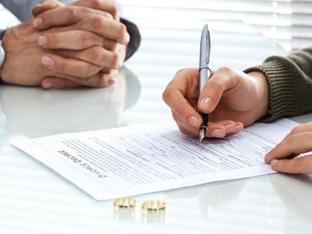 Me divorciei e quero casar novamente, tem algum prazo?