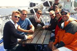 Arvid Pettersen Michael W Smith crew