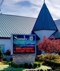 CONCERT IN SANDY, OREGON 2019