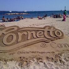 Sand stamp