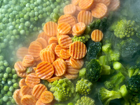 Zijn bevroren groenten gezond?