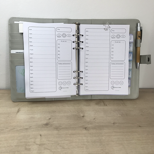 The Everyday Planner Inserts