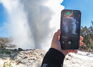 Yellowstone to Improve Cell Service Without Adding Towers