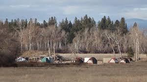 Missoula to Address Homeless Camping