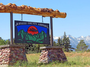 Work Resumes at Ravalli County Airport