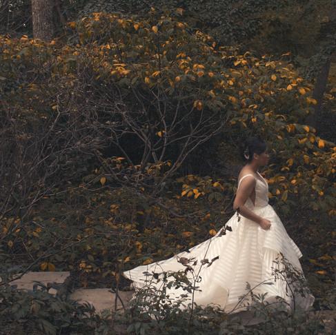 Janie & Hieu | North Carolina Arboretum | Asheville, North Carolina