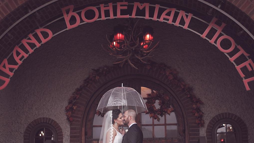 Polina & Brian | Grand Bohemian Hotel | Asheville, North Carolina