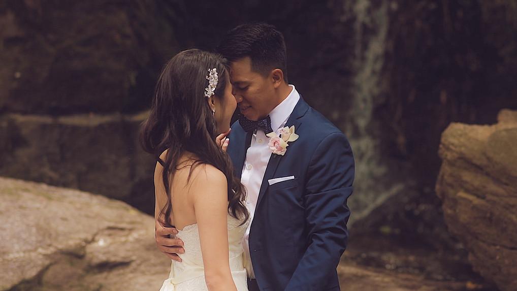 Bich & Tuan | Vietnamese Wedding | Charles E. Daniel Memorial Chapel - South Carolina