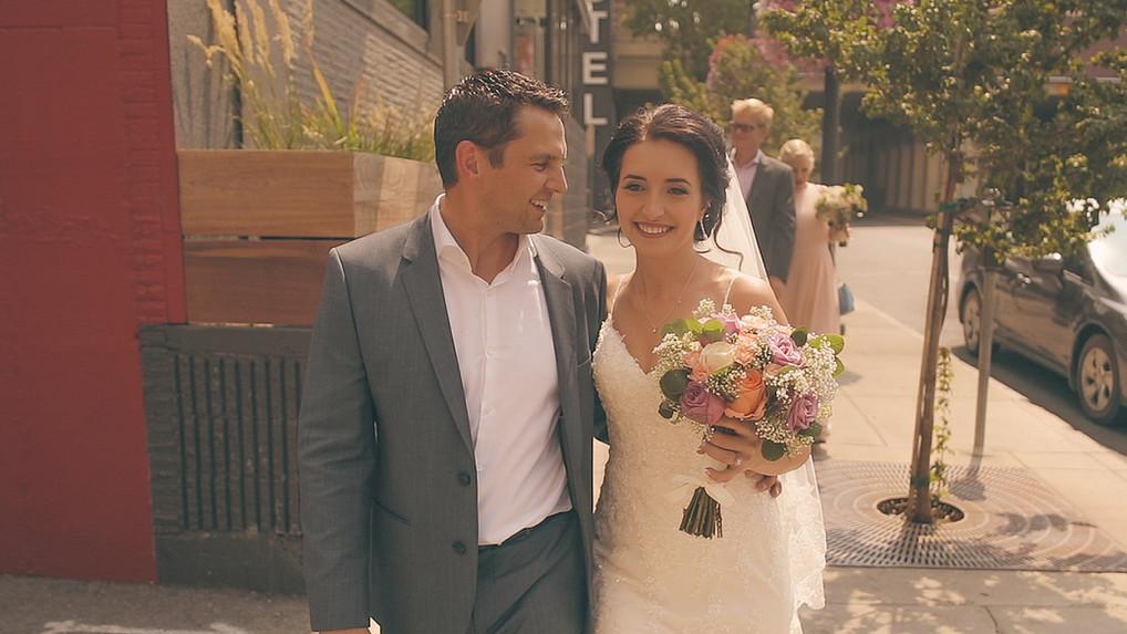 Olga & Steve | Smokey Rustic Vineyard Wedding | Beacon Hill - Washington State
