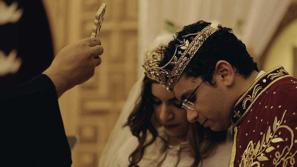 Mary & Marko | Royal Egyptian Coptic Wedding | St Mary's Coptic Orthodox Church - South Caro