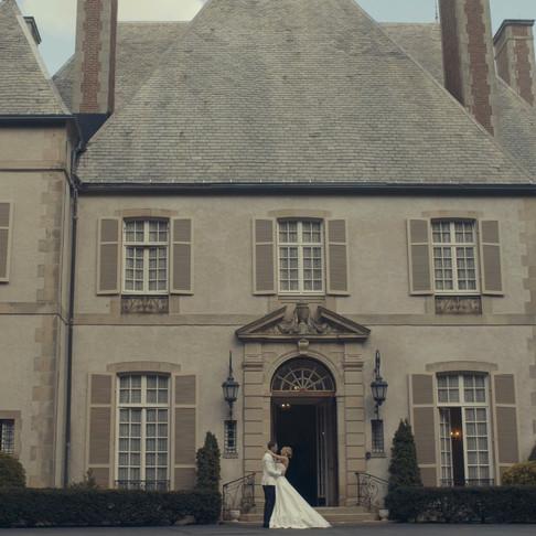 Rachel & Michael | Glen Manor House | Newport, Rhode Island