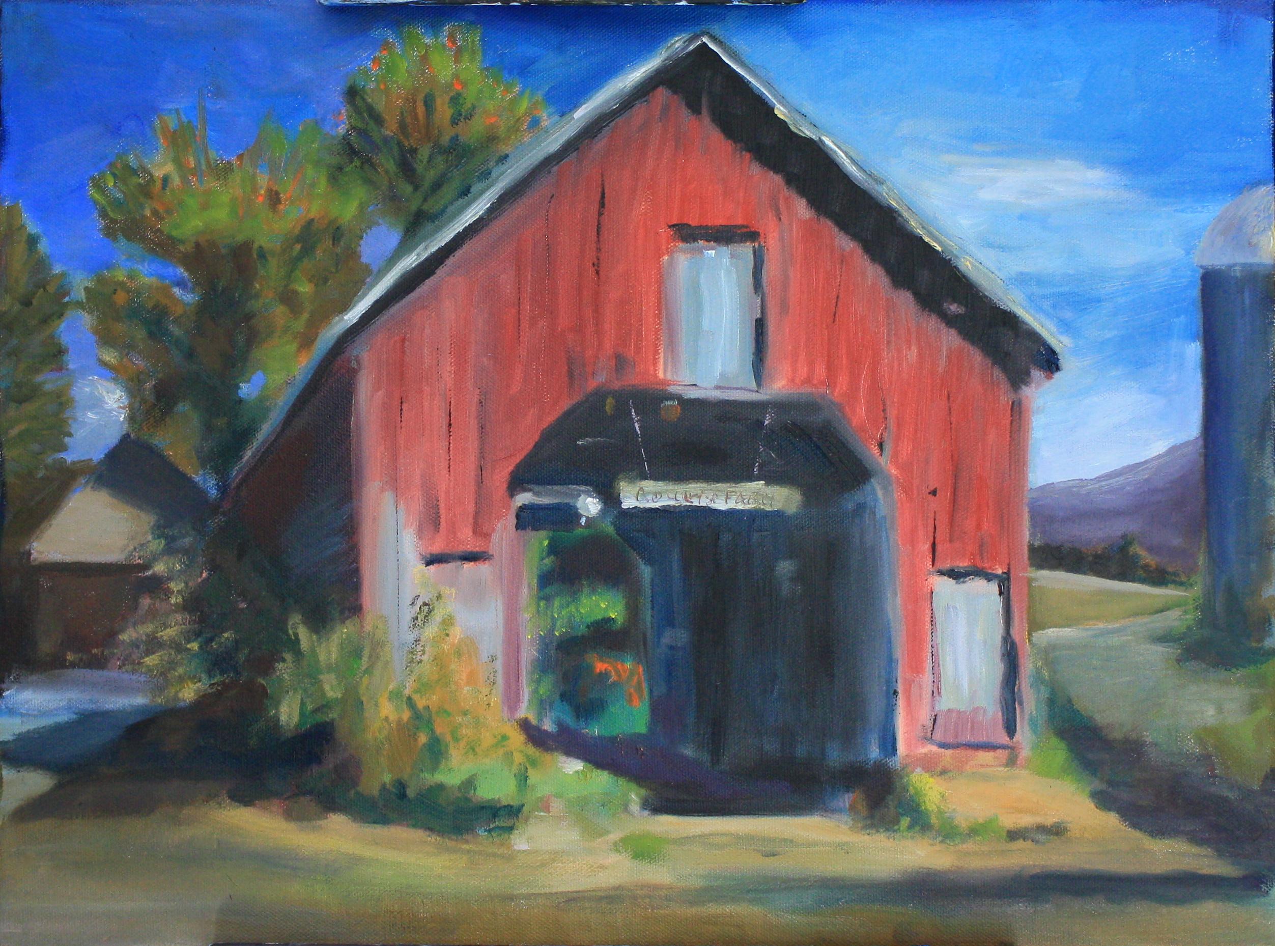 Rockland Barn