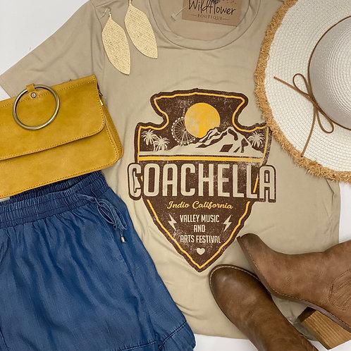 Coachella Tee