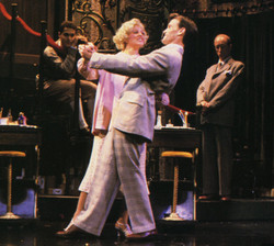 """JMC, Amy Forbes, Tim Booth and R. Charles Schwarz in """"She Loves Me"""" National Tour."""