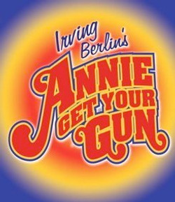 Annie Get Your Gun Ravinia Logo.