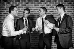 The Four C Notes promo photo.