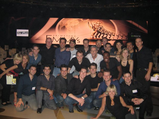 The Chicago Company of JB at the 59th Annual Prime time Emmy Awards.
