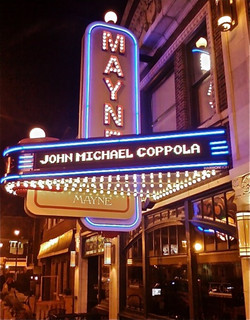 Maine Stage Marquee