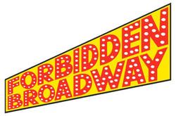 Forbidden Broadway logo