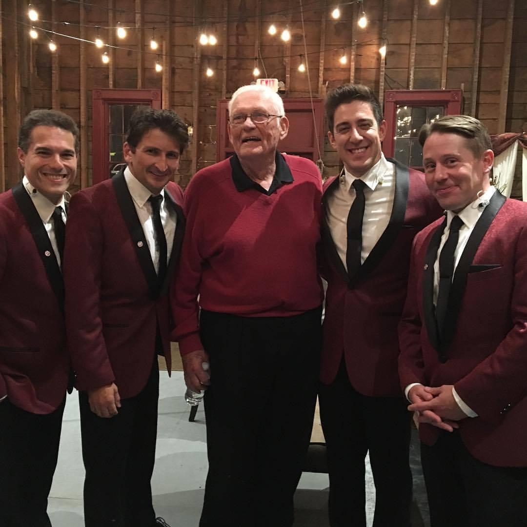The Four C Notes with Mr. Joe Pankus