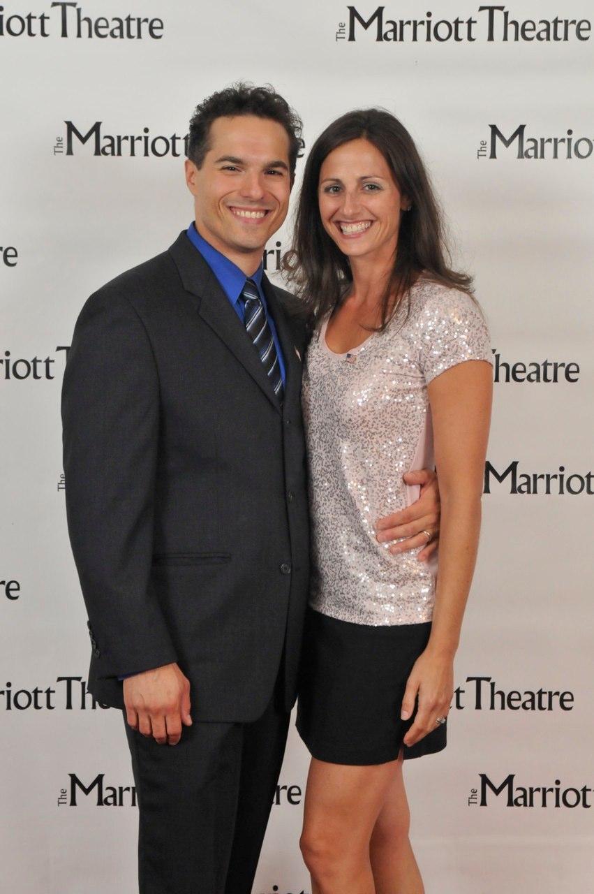 JMC and Rachel Coppola
