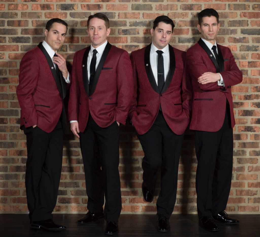 The Four C Note Promo Photo