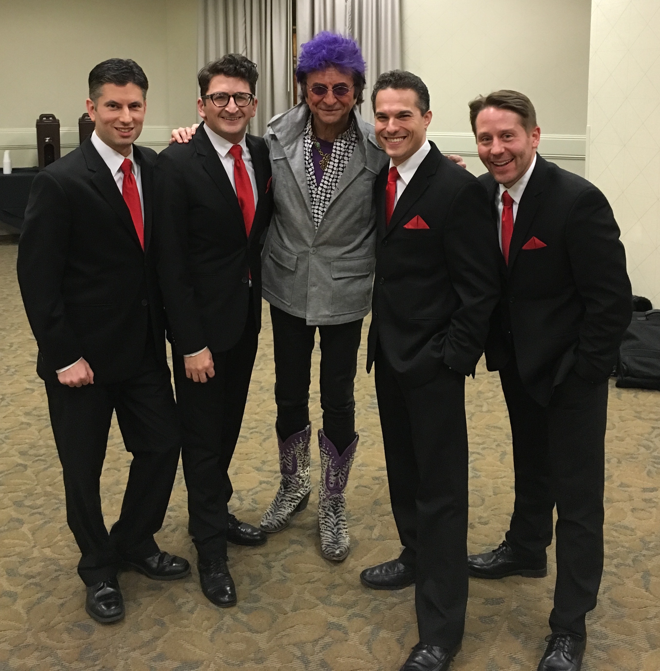 The Four C Notes with Jim Peterik