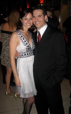 JMC and his wife, Rachel Lafer Coppola