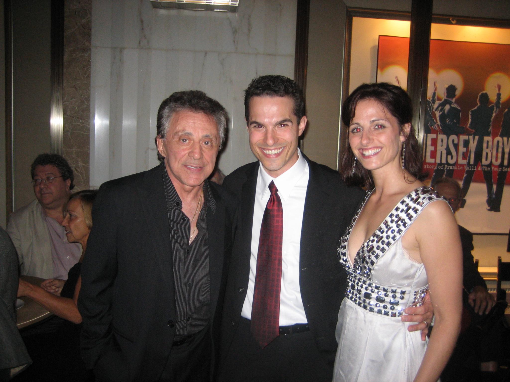 Frankie, JMC, and Rachel
