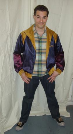 JMC in his Joe Pesci costume.