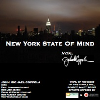 JMC's Album art of 'New York State of Mind""